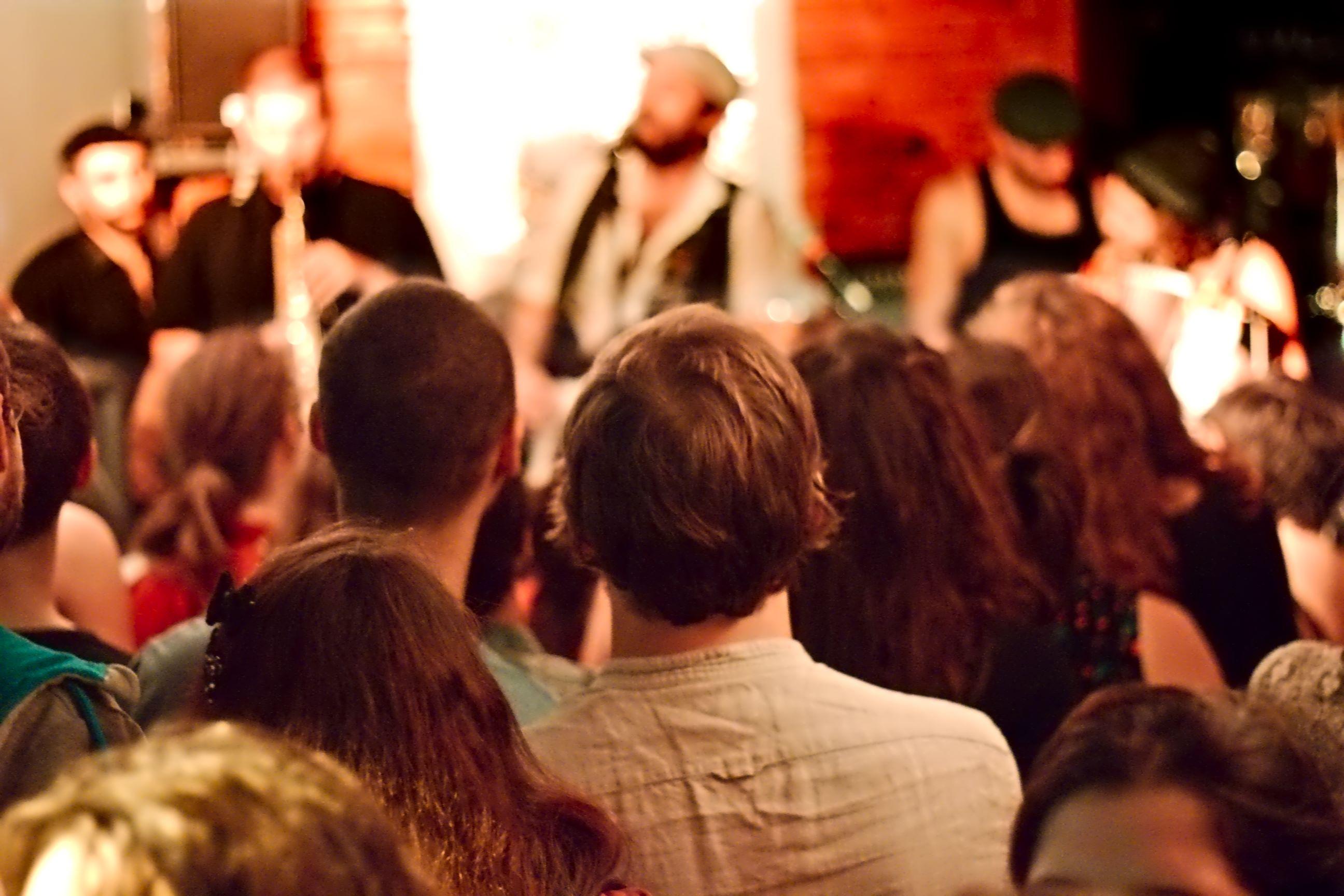 Festival Bar-bars – La Loupiote Toulouse – Novembre 2016