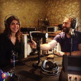 Interview sur Radio Distorsion